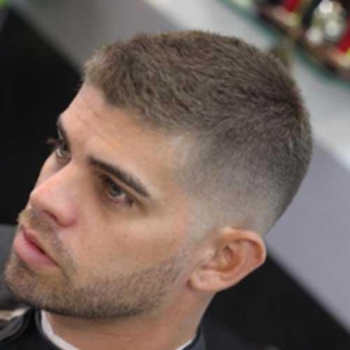 Tipos de cortes de pelo corto hombre