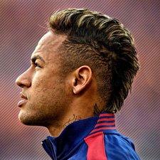Cortes de Pelo de Neymar