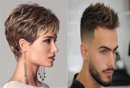 Corte pelo largo con degradado