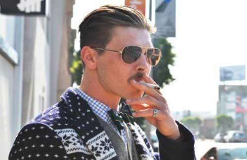Tipos de Cortes de Pelo Hipster